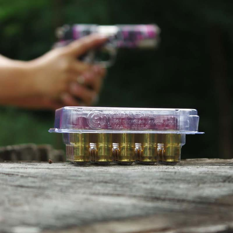 Ammo Buddy™ 45ACP 20CT Ammo Box