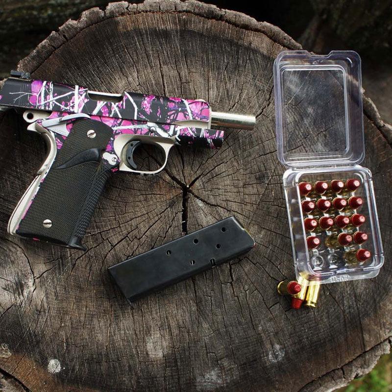 Ammo Buddy™ 45ACP 20CT Ammo Box